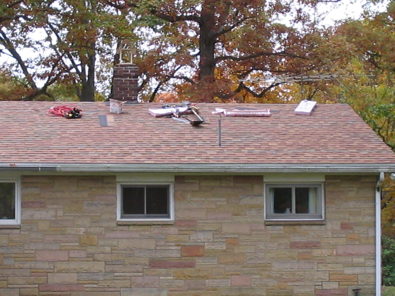 Tear off and re-roof il